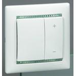 Legrand Valena Бел Светорегулятор нажимной 40-600W для л/н и обмоточных т-ров 770074