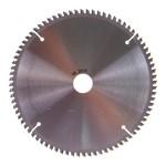 Диск пильный профи мультирез по алюминию, ламинату, пластику, дсп (250х32 мм; 80т) зубр 36853-250-32-80