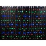 Светодиодный занавес 2x3 м Мульти с подключаемым контроллером