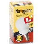 Лампа люминесцентная компакт 94 082 NCL-G45-09-827-E14; 4607136940826