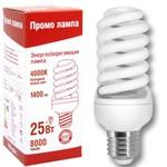 Лампа люминесцентная компакт 94 355 NCLP-SF-25-827-E27; 4607136943551