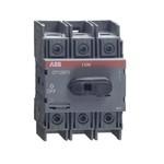 Рубильник 3п OT125 F3 125А (125А AC23)|1SCA105033R1001 ABB