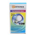 Светодиодная лампа Estares Classic GL-10 10W/Cool White E27