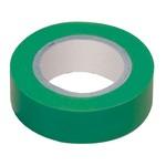 Изолента 0,18х19 мм зеленая 20 метров ИЭК UIZ-20-10-K06