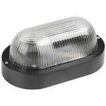 Светильник НПП2603А черный/овал без решетки пластик 60Вт IP54 ИЭК