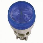 Лампа индикатор AD22DS (LED) матрица d22мм белый 24В AC/DC ИЭК