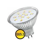 NLL-MR16-5-230-4К-GU5.3  (94129) Лампа светодиодная 5Вт,220В, матовая