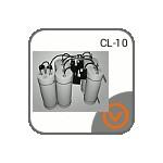 Комбайнеры с низкими потерями Radial CL10-4V-125