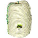 Плетеный 24-прядный капроновый фал с сердечником 12мм, бухта 100м, 2200кгс сибртех россия 93972