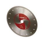 Алмазный отрезной круг HERMAN Turbo 125x22,2mm