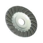Алмазные шлифовальные чашки HERMAN Turbo 125x22,2mm