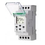 PCZ-522 - 2х16А, 24-264V AC/DC реле времени программируемые