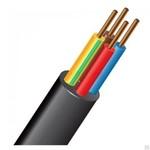 Силовой кабель ВВГнг(А)-FRLSLTx 4х2.5-1 (N) однопроволочный круглый|6384 Конкорд