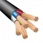 Силовой кабель ВВГнг(А)-LSLTx 5х50-1 (N.PE) многопроволочный круглый|6362 Конкорд