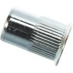 Заклепка с внутренней резьбой kenner потайной бортик белый цинк м10х1,5х21 180шт зрп10