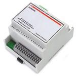 DCM200M Modbus Модуль 20 дискретных и счетных входов и 0 выходов для контроля датчиков и подсчета импульсов со счетчиков
