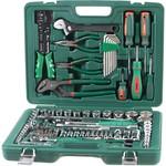 Универсальный набор инструментов 158шт hans tk-158e