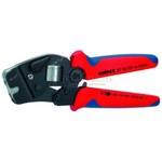 KNIPEX Инструмент для опрессовки контактных гильз самонастраивающийся KNIPEX KN-975309
