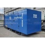 Дизель-генераторная установка (ДГУ) Cummins C3000D5 HV10.5 открытого исполнения