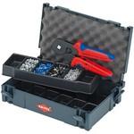 KNIPEX Набор с инструментом для опрессовки KNIPEX KN-979009