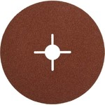 Круг шлифовальный профи фибровый (5 шт; 150х22 мм; p100) для ушм зубр 35585-150-100