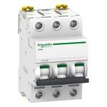 Автоматический выключатель Schneider Electric Acti 9 iC60N 3П 10A 6кА B