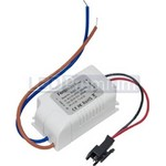 Драйвер для светодиодных светильников 3W AC185-265V DC 9-12V , LB136
