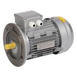 Электродвигатель асинхронный 3ф. АИР 56A4 380В 0,12кВт 1500об/мин (фланец) 3081 DRIVE IEK