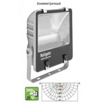 Прожектор светодиодный (LED) Navigator 100Вт асимметричный 7200лм дневной свет 5000К IP65 серый