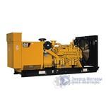 Дизельная электростанция Caterpillar 3412C (648 кВт)