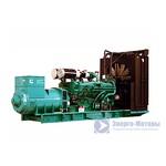 Дизельная электростанция (дизель генератор) Cummins C1675D5 (1120 кВт)
