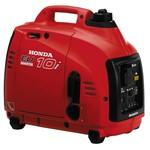 Инверторный бензиновый генератор honda eu10it1rg