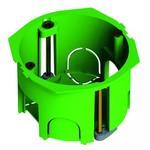 Коробка установочная HEGEL D68х45 мм длягипсокартона пластиковые лапки