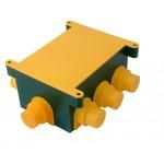 Коробка разветвительная HEGEL IP44 120х80х60 8 выводов