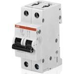 Автоматический выключатель модульный ABB ABB S202 Автоматический выключатель 2P 16А (С) 6kA (2CDS252001R0164)