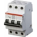 Автоматический выключатель модульный ABB ABB SH203L Автоматический выключатель 3P 50А (С) 4,5kA (2CDS243001R0504)