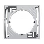 Рамка/суппорт/адаптер/декоративный элемент Schneider Electric Schneider Electric SE Sedna Алюминий Коробка для наружного монтажа одиночная (SE SDN6100160)