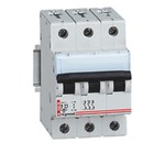 Legrand Legrand DX CT Автоматический выключатель 3P 40A (C) 6kA