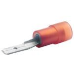 8502B Изолированные контактные зажимы ПАПА 4-6мм2 4,8x0,5мм KLAUKE