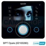 """Абонентское устройство OPALE с цветным дисплеем 3,5"""" и сенсорными клавишами, цвет черный лак"""