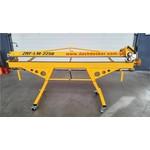 Листогиб ручной облегченный Decker LM-2750/0,8