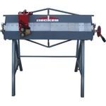 Универсальный сегментный листогиб Decker S-1500 с 1 сегментной балкой