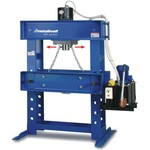 Пресс гидравлический с подвижным поршнем WPP 100 МBK Metallkraft 4012100