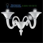 Soffio 1382/A2 K BL.CR Sylcom настенный светильник