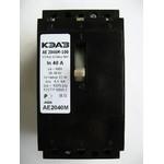 Автоматический выключатель АЕ 2066 100 А, 160 А