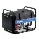 Бензин генератор SDMO SH 6000-2. Портативный бензогенератор 6.0 кВт.