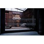080000K18 8000 K9+6+3 хром-прозрачное стекло,De Majo