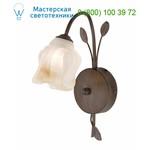 NAPOLES Brown wall lamp 1L Faro 66132, настенный светильник