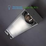 CR.DC.0206 Trizo 21 ano-silver, накладной светильник