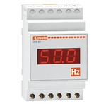 DMK 83 Цифровой однофазный частотомер, LED, Lovato Electric